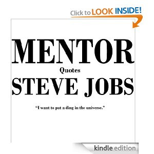 Mentor Quotes Steve Jobs