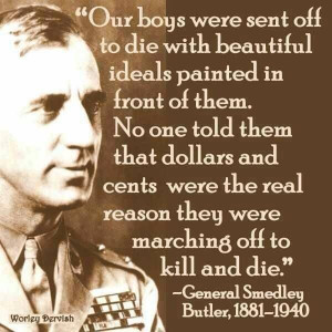 ... smedley politics inspiration quotes issues hells happen smedley butler