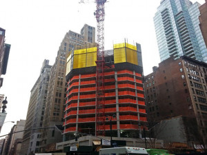 NEW YORK | 160 Madison Ave | 138m | 452ft | 42 fl | T/O