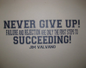 ... Valvano Motivating Quote Wall Decal Vinyl Wall Lettering Sports Quote