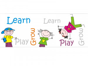 Learn, Play and Grow together
