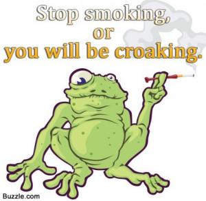 Funny Anti Smoking Quotes Anti-smoking slogans.
