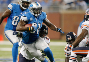 Calvin Johnson Detroit Lions