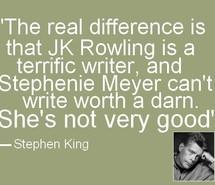 HD wallpaper Foto, Bücher, JK Rowling, Stephenie Meyer, stephen Art ...