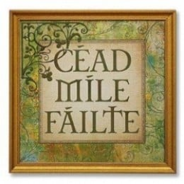 Irish Quotes, Blessings and Toasts