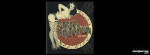Social Distortion pin up