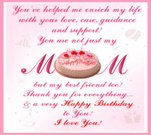 them offer her these beautifull mother birthday cards on her birthday ...
