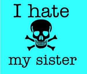 hate love my sister créé par selena1006