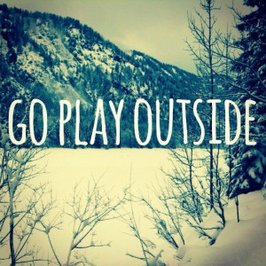 It's all said! Enjoy the cold, snow & ice!