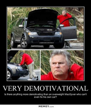 macgyver trying to fix his car engine funny cars engines macgyver