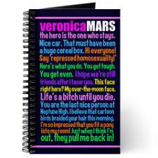 Veronica Mars Quotes Journal for