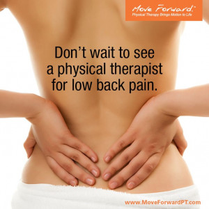 Lower Back Pain Quotes