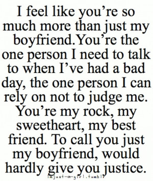 Love My Boyfriend Quotes (7)