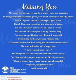 Quotes About Missing Your Dad   ... co.uk/get-your-fathers-day-poems ...
