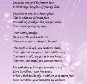 Death Quotes Grandmo...