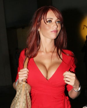 Amy Childs Has Big Boobs