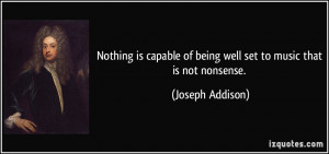 More Joseph Addison Quotes