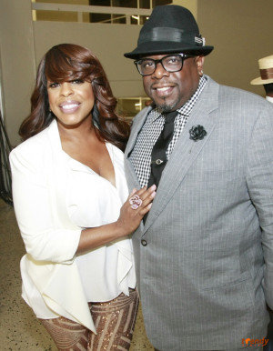 Niecy Nash And Cedric The Entertainer From Hollywood Dallas