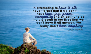 tranquility quotes