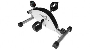 The FitDesk is a Space-Saving, Apartment-Friendly Exercise Bike and ...