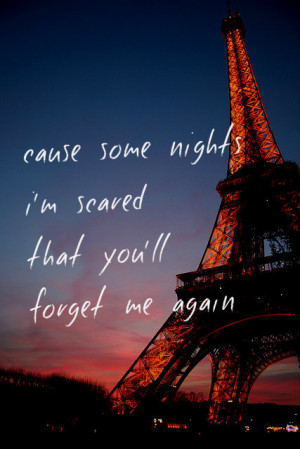 fun paris eiffel sunset love quotes some nights