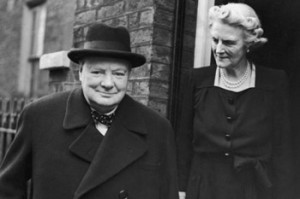 Winston Churchill – The British Bulldog