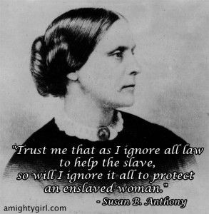 ... Anthony - Google Search - Anti-slavery/women's rights activist