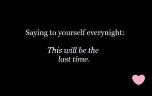 cutting, depressed, depression, lie, quote, sad, self harm, text