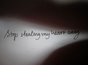 heartbeat, photography, quote, saying, text, typography