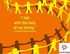 ... the help of my family.