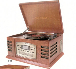 Crosley Record Player My new record player