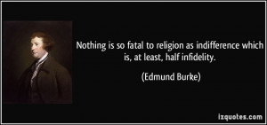 Infidelity Quotes More edmund burke quotes