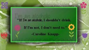 Caroline Knapp Quote