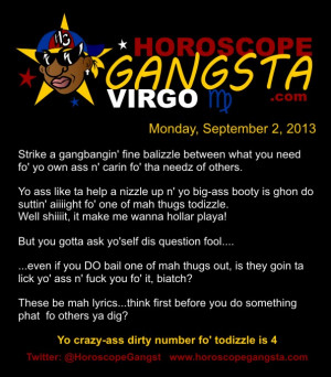 Funny Virgo Quotes