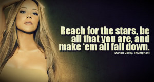 good mariah carey quotes