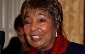 Democrat U.S. Congresswoman Eddie Bernice Johnson, representing Texas ...