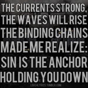 abandon all ships take one last breath b abandon all ships take one ...