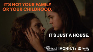 The Fosters ABC Family   Season 1, Episode 6 Saturday   Quotes