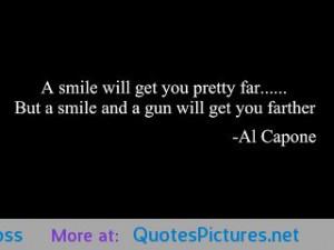 Famous Mafia Boss Quotes
