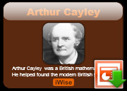 Arthur Cayley quotes