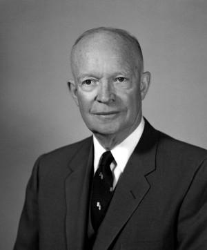 President Dwight Eisenhower Photograph