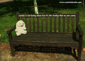 ... about feeling lonely quote about loneliness quote about loneliness in
