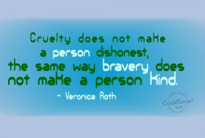 Veronica Roth Quotes Veronica roth kindness quote: