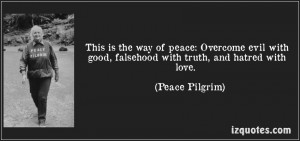 More Quotes Pictures Under: Peace Quotes