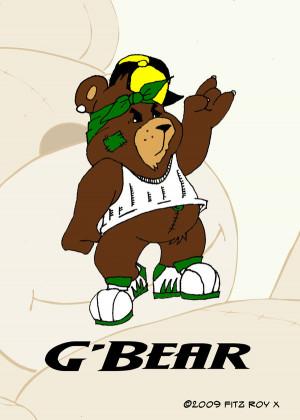 Gangster Bears Drawings