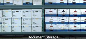 Records Storage Boxes