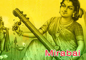 Colors of India : Mirabai