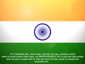 quotes on independence day in english which is under the independence ...