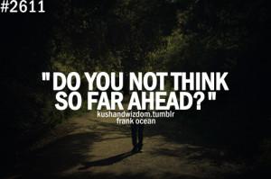 Odd Future Kushandwizdom Frank Ocean Quotes