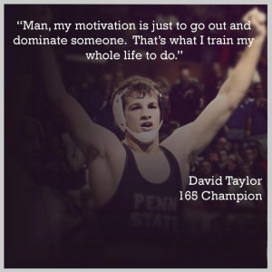 PSU Wrestler: David Taylor